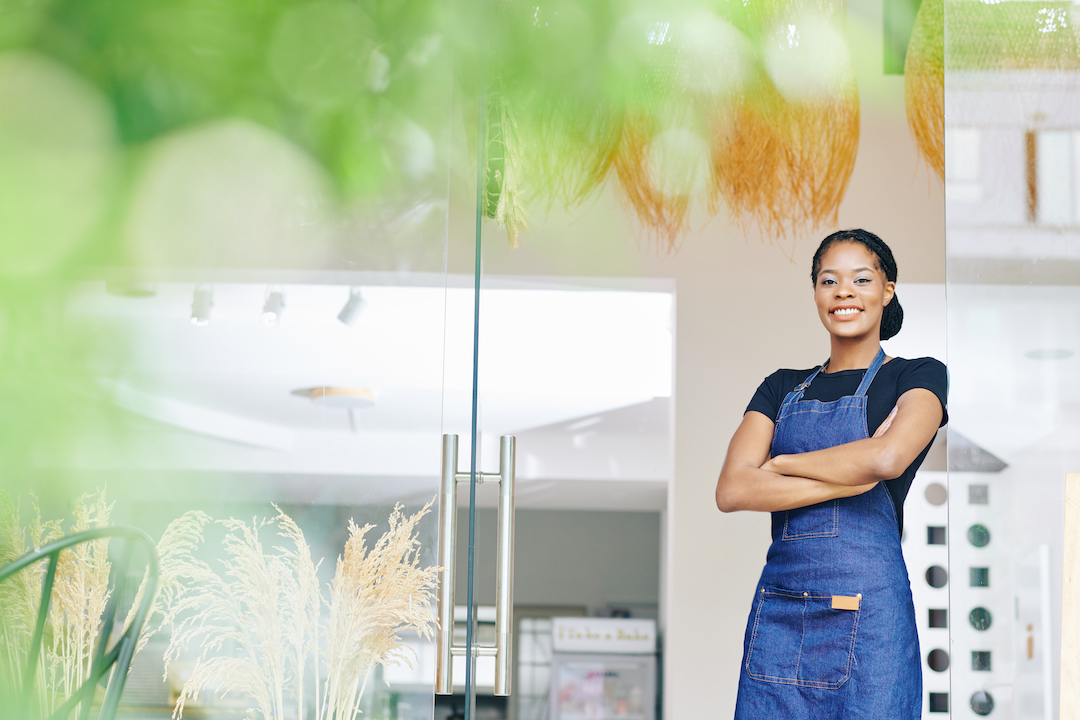 Black owned businesses need to focus on how they visually appeal to prospects