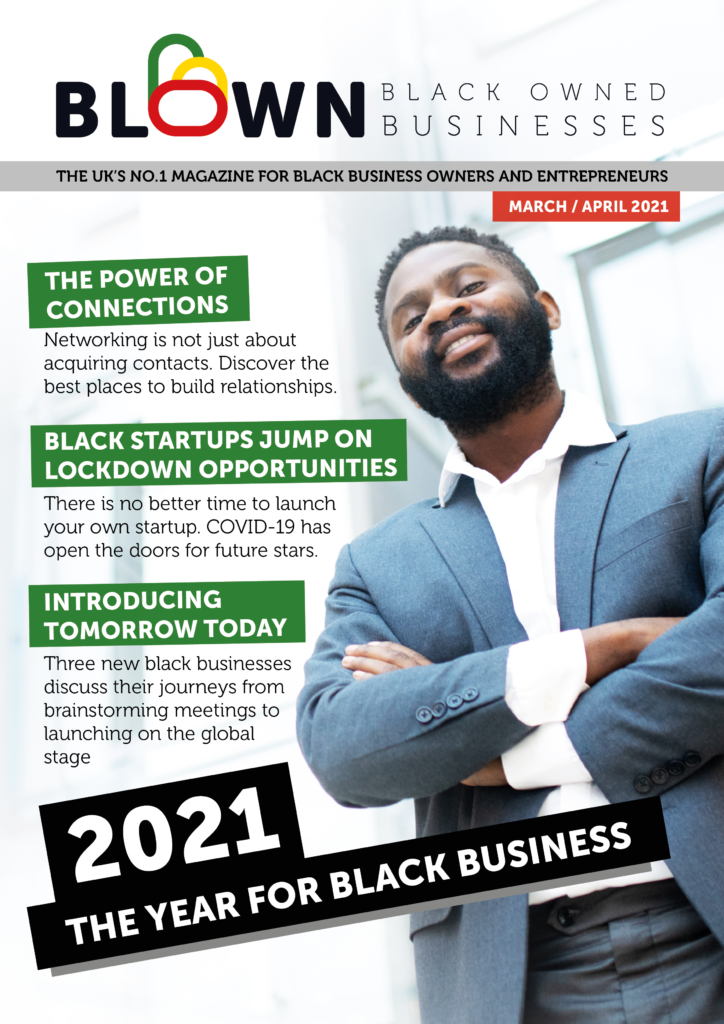 Blown Magazine is launching in March 2021 - Reserve your space for Free Advertising