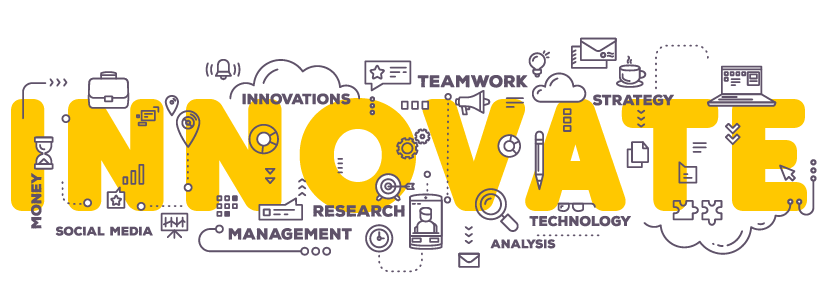 Innovate - The L.I.S.T.E.N ethos behind BLOWN Business shapes what we do and how we do it.